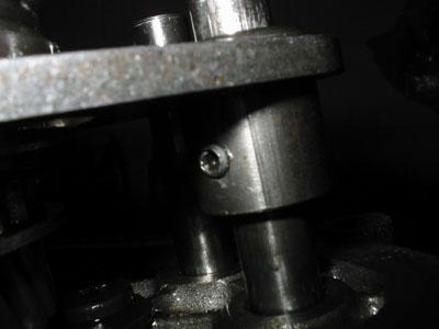 MA5 gearshift fork